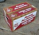 Lone Star beer carton